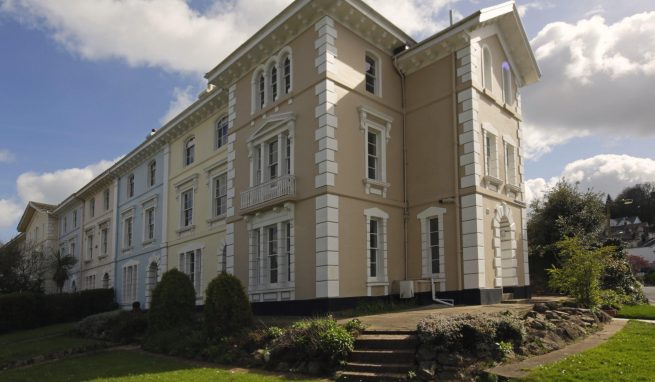NOW ALL SOLD – Stunning Grade ll Listed 4 Bedroom Town House located in the premier address in Newton Abbot