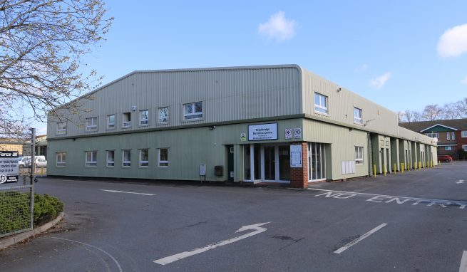 Selection of Purpose built Office Suites with Ample Car Parking on this popular Trading Estate