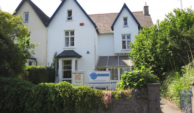 Substantial Period Office building with large rear car park offering Parking for over 14 cars