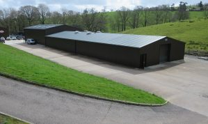 Light Industrial / Warehouse Unit with Offices and Yard Area in a convenient edge of Exeter location