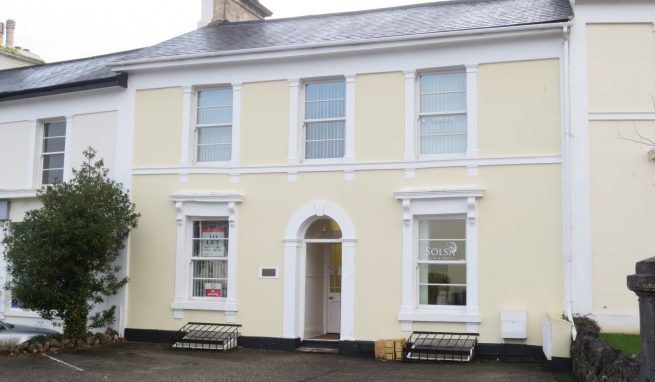 First Floor office in this well located Period Office building, with Parking if required, on an inclusive basis