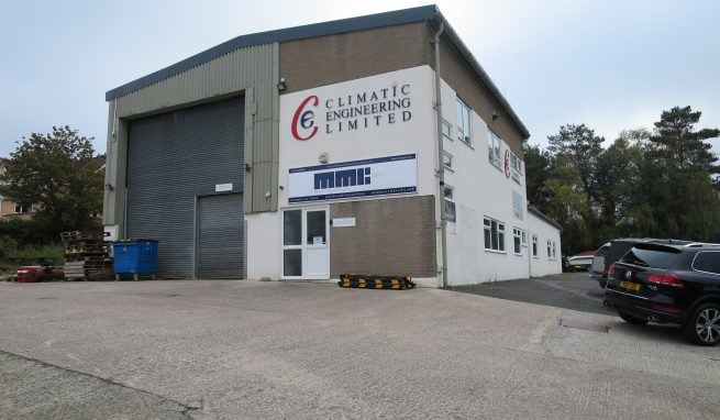 Substantial Industrial Unit with Ground and First Floor Offices plus a large secure Yard on a site of 0.35 of an acre