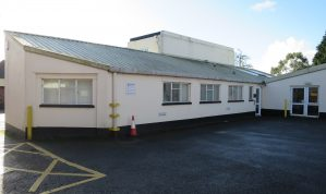Self contained City Centre Ground Floor Office Suite with allocated car parking space