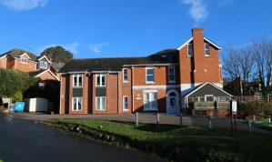 A Substantial Former Nursing Home / Childrens Nursery with adjoining 7 bedroomed Victorian Villa set in mature Gardens plus a potential Development Site to the rear, totalling approx. 1.1 acres