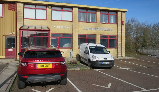 Newly refurbished Office Suites on First Floor with ample Car Parking on the edge of Newton Abbot