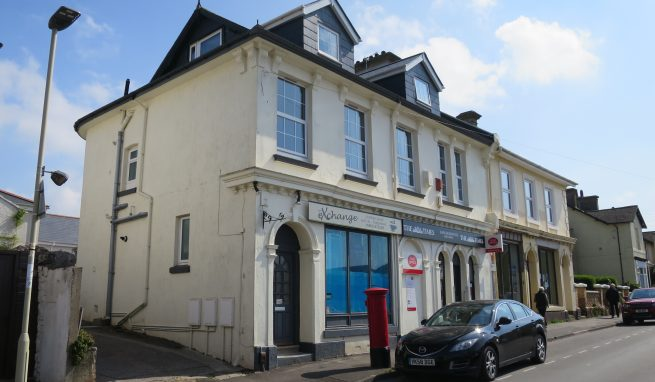 Retail / Cafe Premises in a prominent location with a self contained 2 Bed Maisonette over suitable for an Owner Occupier or Investor – Adjoining premises also available