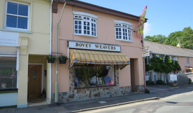 Well-located premises in Bovey Tracey comprising Ground Floor Shop, a self-contained 2 bedroom Flat over, and a large Workshop to the rear. Ideal Investment or suitable for Residential Development (STP)