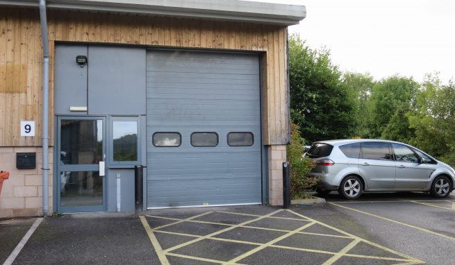 Modern Production / Warehouse Unit with First Floor Mezzanine Storage in convenient location adjacent to the A38 Dual Carriageway at Chudleigh