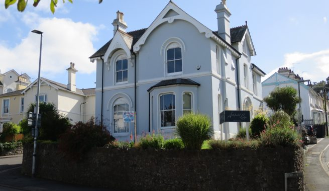 2 Offices within a prominent Period Office Building in the centre of Newton Abbot