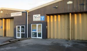 Light Industrial / Trade Counter Unit with first floor Showroom or storage in convenient location just off the A38 at Bovey Tracey