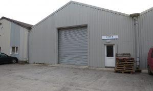 Industrial / Warehouse / Trade Counter unit with part Mezzanine Floor on the popular Heathfield Industrial Estate