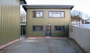 Modern Self Contained Office Suite with 4 Reserved Car Parking spaces in sought after location at Dartington