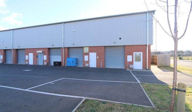 A Modern Light Industrial Unit with full Mezzanine Floor in convenient location ideally suited for a Mail Order or Trade Counter Use