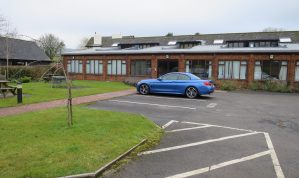 Prestigious Office Suite with 6 Reserved Car Parking spaces on the edge of Exeter with easy access to the A38 and M5 Motorway