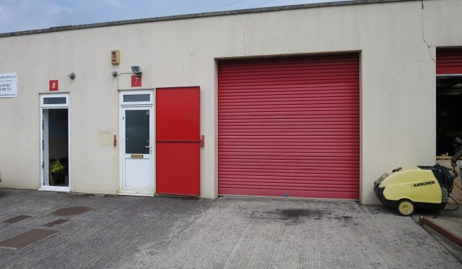 Economical Industrial / Trade Counter Unit on the sought after Brunel Trading Estate in Newton Abbot