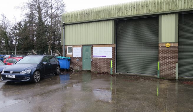 Modern Light Industrial Unit with Ground Floor Workshop and Office plus First Floor Office / Training Area with Car Parking