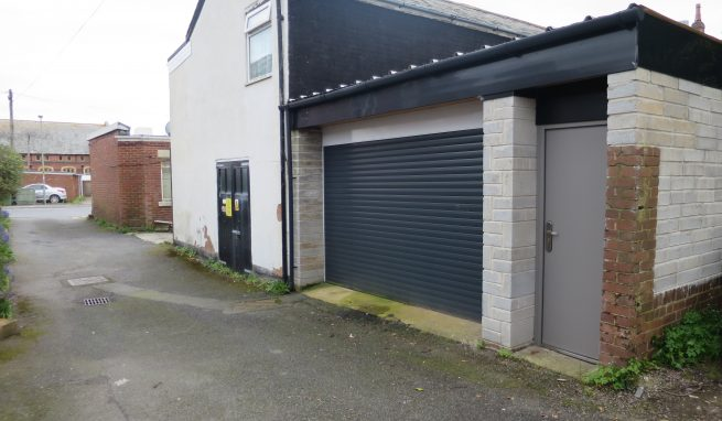Garage / Store / Workshop Unit on the edge of Exeter City Centre in the popular St Thomas area