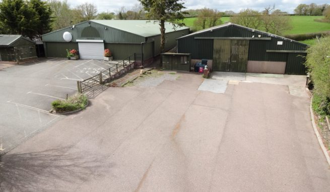 A former Equestrian and Agricultural Supplies Premises comprising Retail area plus Warehouse and Offices on a site totalling some 1.5 Acres on the edge of Exeter