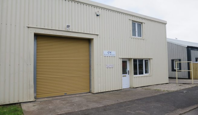 Recently Refurbished Workshop / Trade Counter Unit with Mezzanine Storage on the edge of Totnes town centre