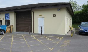 Modern and well located Industrial / Trade Counter premises with allocated Car parking at Ipplepen on the edge of Newton Abbot