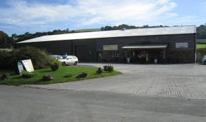 Selection of Offices with Ample Car Parking conveniently located close to the A38 at Buckfastleigh