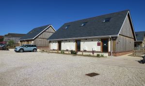 7 Brand New Self Contained Office Buildings with Parking in a Semi-Rural location just 1.5 Miles from the M5 Motorway