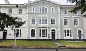 Prestigious Ground Floor Office Suite in Period Building with 3 reserved Car Parking Spaces to the rear
