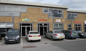 Well presented Ground Floor Office in convenient location on Matford Business Park in Exeter with 1 Car Parking space
