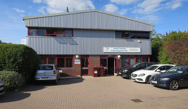 Modern 2 Storey Office premises on the sought after Matford Business Park in Exeter with 3 Car Parking Spaces