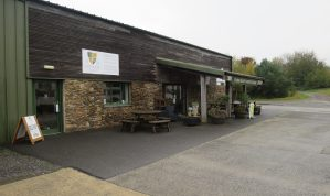 Spacious Retail Unit within Farmshop Complex with ample Car Parking close to the A38 at Buckfastleigh