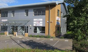 Well presented First Floor Office Suite in sought after location on Matford with 4 reserved Car Parking Spaces