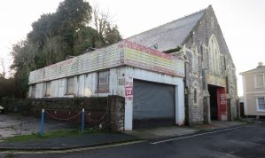 Substantial Development Premises with Planning Consent for 6 two Bed Flats plus 1 two bed House and Parking, or for commercial use such as Car Repairs / Tyre Fitting, Gym etc (STP)